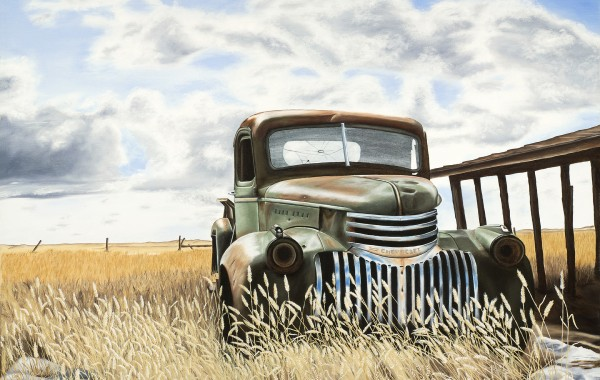 Swede's Old Truck